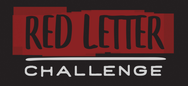 The Red Letter Challenge Introduction Image